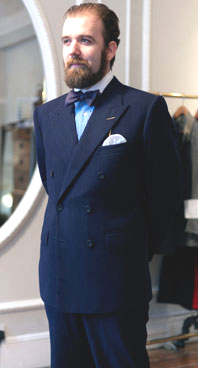 Savile Row : Style Magazine