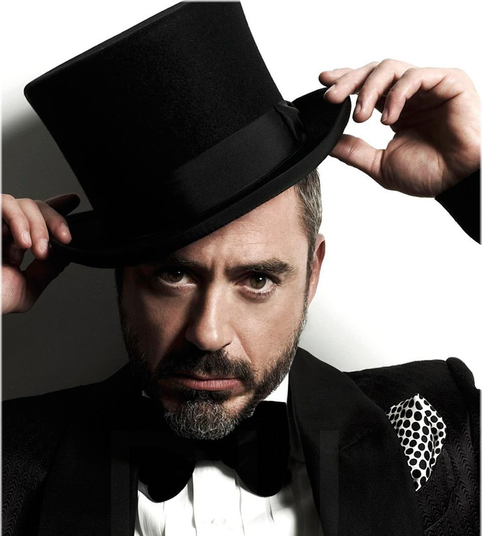 b45736bd74a Why the top hat is a man s crowning glory - Savile Row Style