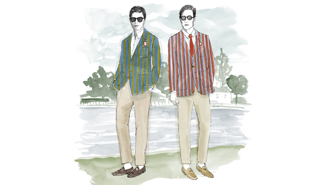 Sargent\'s on parade: How to dress for this summer\'s biggest events ...
