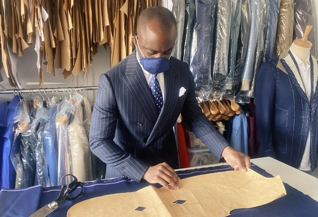 Reopening the Row – but the service will be tailored for safety - Savile Row  Style